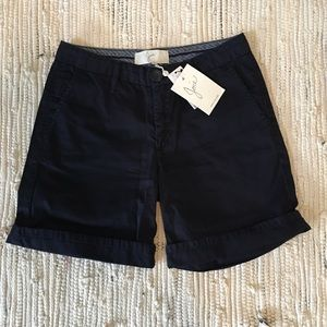 Joie Cotton Shorts